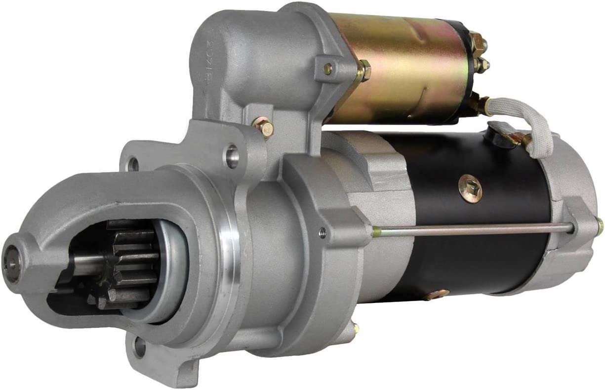 Rareelectrical NEW STARTER MOTOR WITH Outstanding PERKINS Ranking TOP14 COMPATIBLE ENGINE