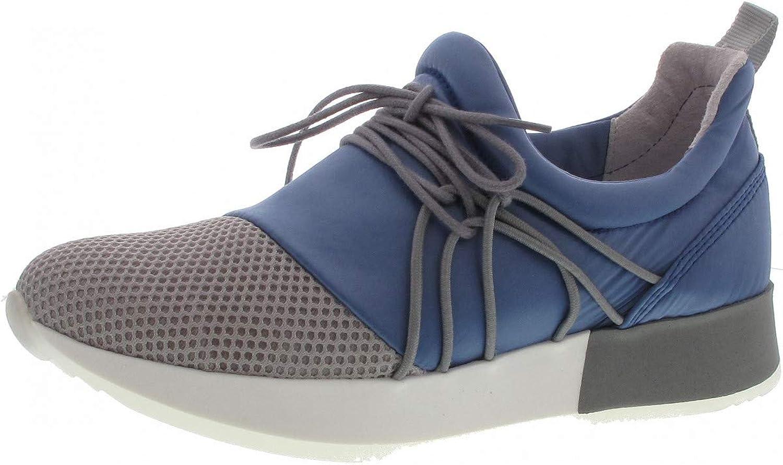 Bronx Turnschuhe BSHIMMERX, Farbe  Blau grau