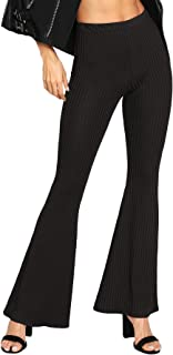 Best stretchy flare pants Reviews