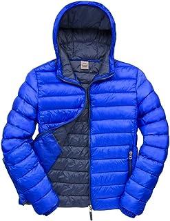 Result Mens Snow Bird Padded Jacket