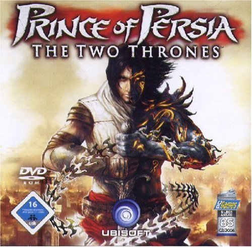 Prince Of Persia: The Two Thrones [Edizione : Germania]