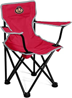 Collegiate Folding Toddler Chair with Carry Bag