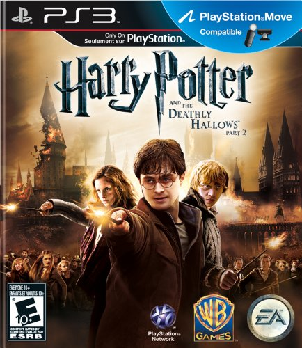 Harry Potter and The Deathly Hallows Part 2 - Playstation 3