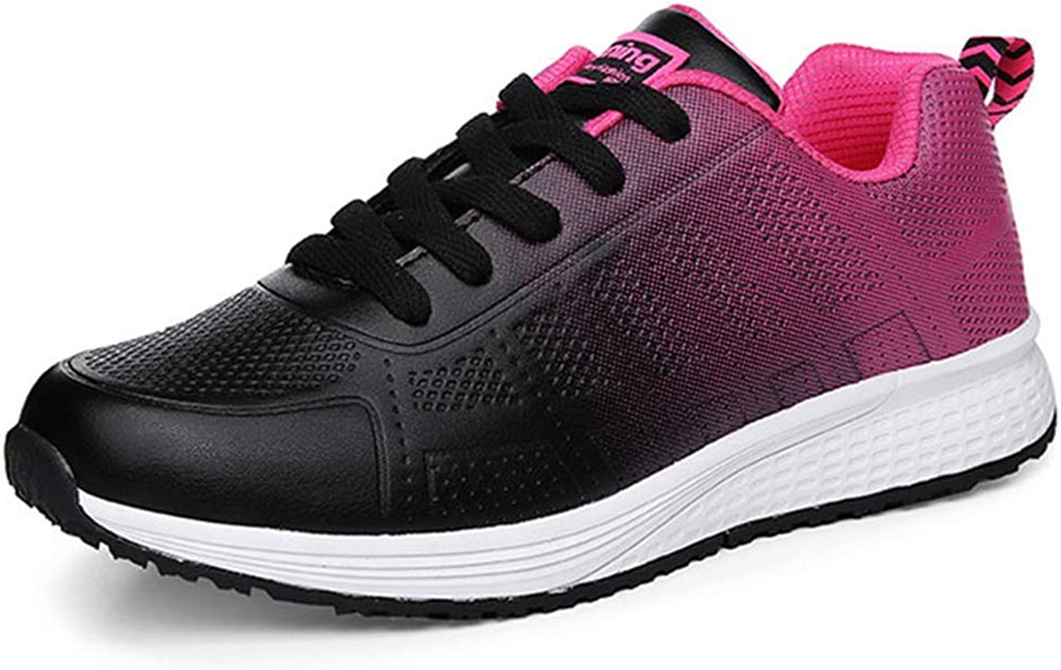 GIY Womens Fashion Sneakers Comfort Breathable Lightweight Casual Walking shoes Sport Running shoes