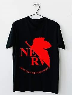 Evangelion NERV Tee 63 T shirt Hoodie for Men Women Unisex