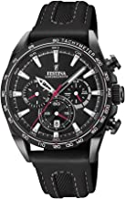 Festina Unisex Adult Chronograph Quartz Watch with Leather Strap F20351/3