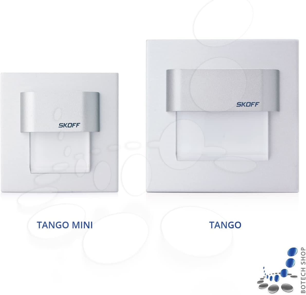 SKOFF LED Einbauleuchte 9.9 W Warm Weiß Tango MINI ML TMI G H 9 DE ...