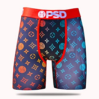 PSD Underwear Mens Pizza Athletic Boxer Briefs