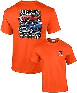 guts glory ram t shirt