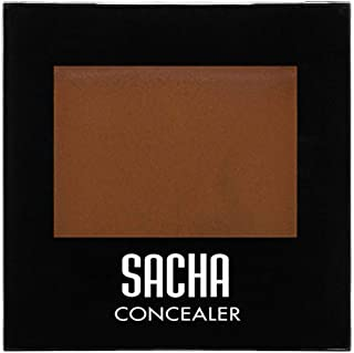 Kamaflage Concealer by Sacha Cosmetics, Best Maximum Coverage Camouflage Makeup Foundation, Matte Poreless Face & Eye Cove...