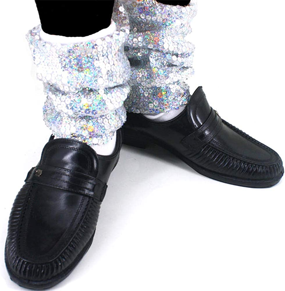 Classic MJ Bille Jean Shoes Socks Set Moonwalk Dancing Gift(sock