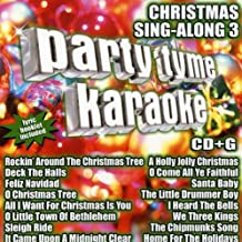 Party Tyme Christmas Sing-Along 3 16-song G