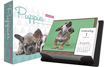 Keith Kimberlin Puppies 2020 Box Calendar