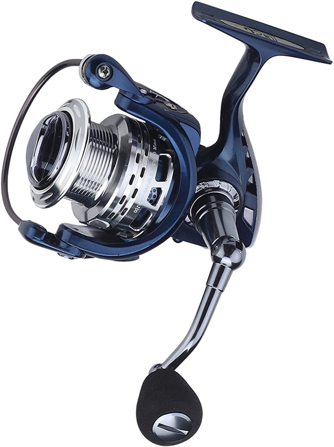 FyshFlyer Briny Highprecision Premium Spinning Reel; Stainless Steel 9+1 BB; CNC Alloy Body Handle; Soft Knob