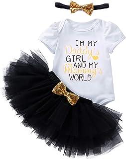 Aslaylme Baby Girls Cotton Soft Romper Infant Floral Jumpsuit