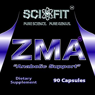 Scifit ZMA Capsules, 90-Count Bottle