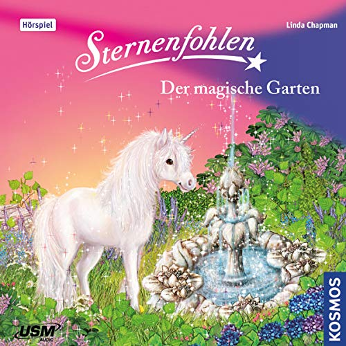 Der magische Garten     Sternenfohlen 14              By:                                                                                                                                 Linda Chapman                               Narrated by:                                                                                                                                 Johannes Steck,                                                                                        Sabine Menne,                                                                                        Leslie-Vanessa Lill,                   and others                 Length: 43 mins     Not rated yet     Overall 0.0