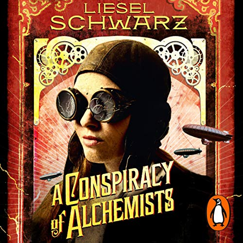 A Conspiracy of Alchemists cover art