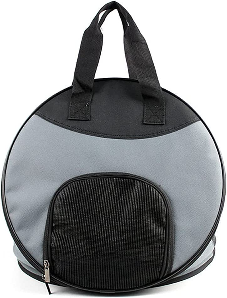 OUYAD NEW before selling ☆ Portable Pet Bargain sale Bag Breathable Waterproof Fo and Windproof