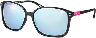Helena Sunglasses, Black, 57mm
