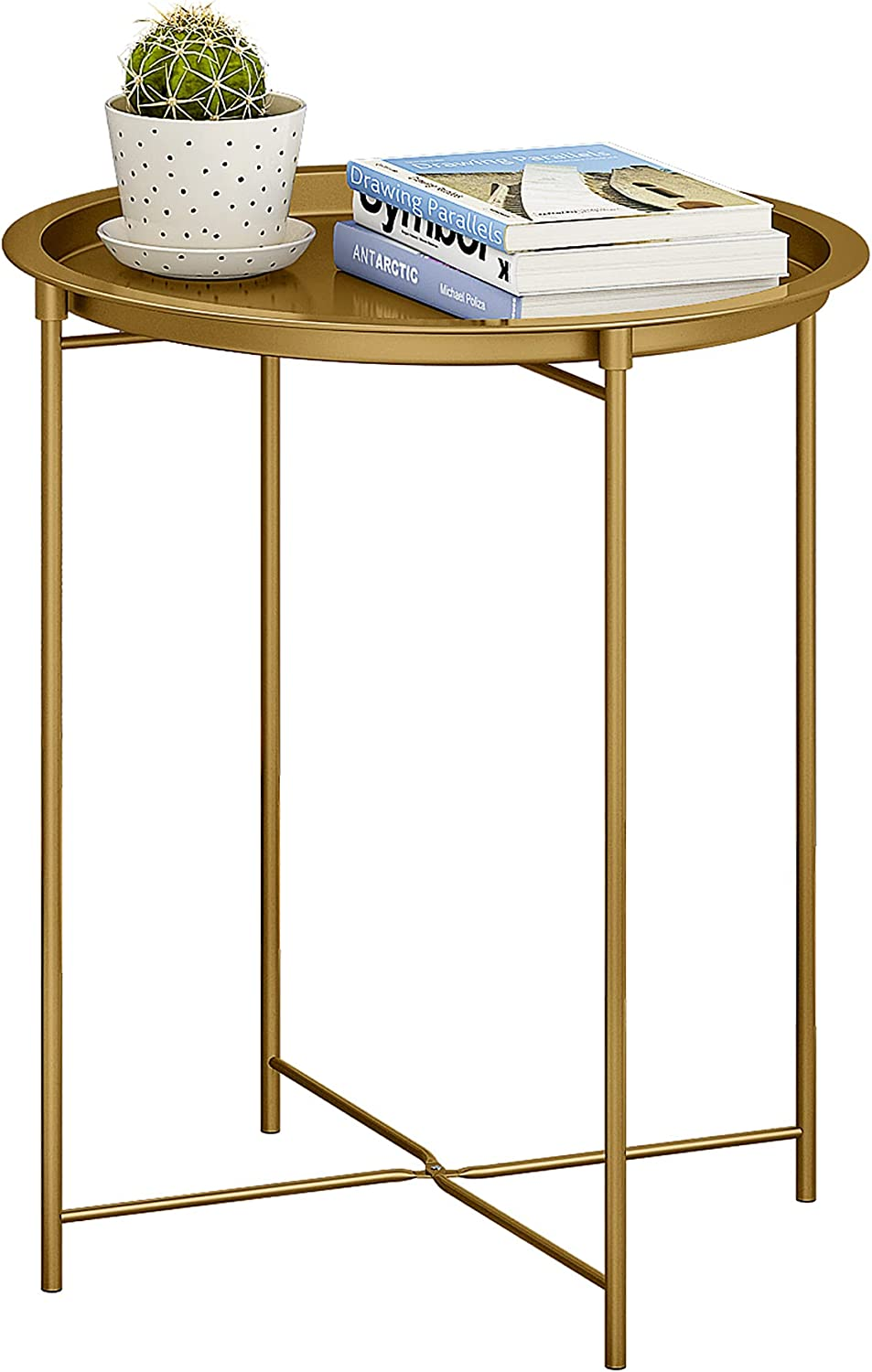 JEROAL Outdoor Side OFFicial shop High quality Table Small T Accent Round End
