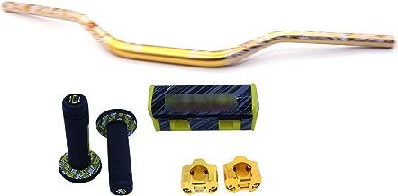 Kit de manillar y mango de 28/mm de la marca JHMOTO para motos de motocross y quads