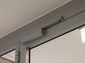 DORMA 43030801 deursluiter TS93 G, BC/ÖD Basic EN 2-5, zilver, incl. Basic glijrail