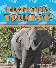 Best elephant trumpet sound Reviews