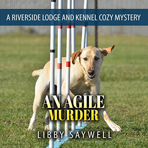 An Agile Murder audiobook cover art