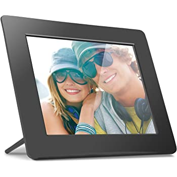 Yuybei Digital Picture Frames 15.4 Inch Digital Picture Frame 1280800 Pixels High Resolution Smart Electronic Frame MP3 Music 1080P HD Video Playback Auto On//Off Timer Remote Control Included