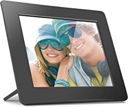 Aluratek 8 Inch LCD Digital Photo Frame with Auto Slideshow Using USB SD/SDHC (ADPF08SF)..