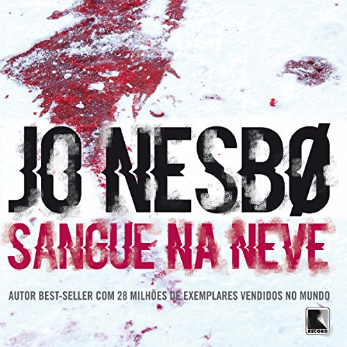 Sangue na neve [Blood on Snow] audiobook cover art