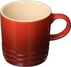 Caneca de Espresso, Le Creuset, 91007210, Vermelho