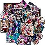BLOUR Harley Quinn Joker TV Show Pegatinas para Aficionados