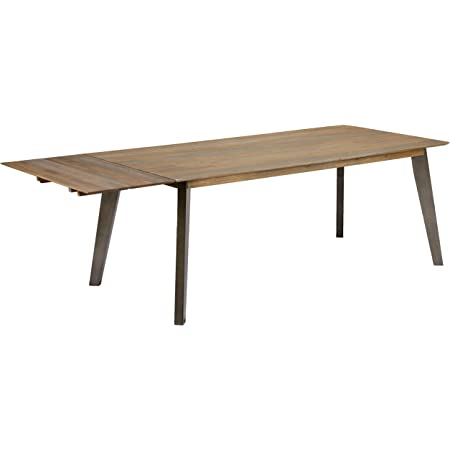 Ibbe Design Furniture Badge, Acacia, Plaque d'extension, 50x100x2