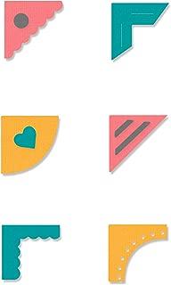 Sizzix 663481 Creative Corners Dies, One Size, Multicolor