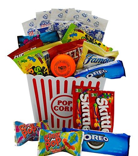 Best popcorn lovers gift basket