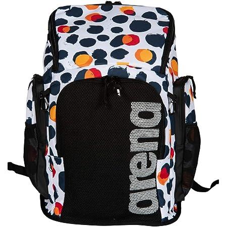 Arena Team Backpack 45 Allover Bags, Unisex Erwachsene, Unisex-Erwachsene, 002437, Polka Dots, TU