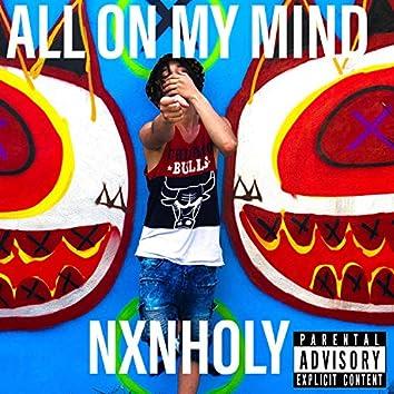 All on My Mind