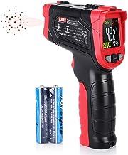 Termómetro Infrarrojo, -50℃ a 680℃ (-58 ℉ ~ 1056 ℉) Termómetro Láser Pistola de Temperatura de Lectura Instantánea Digital...