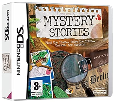 Mystery Stories (Nintendo DS)