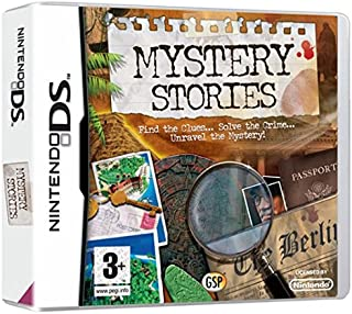 Mystery Stories Game DS