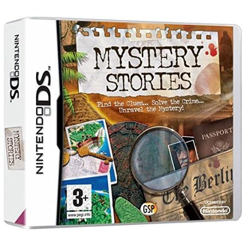 Mystery Stories (Nintendo DS) [Edizione: Regno Unito]