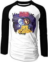Public Enemy Fear of A Black Planet Men's Long Sleeve T-Shirt Fashion Printed Cotton Top