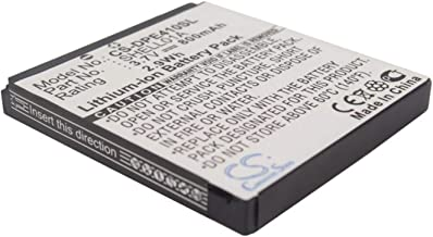 vintrons 800mAh Battery for Doro PhoneEasy 410, PhoneEasy 410GSM, PhoneEasy 409,