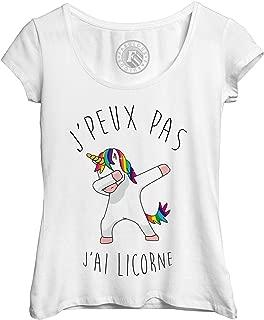 Amazonfr Licorne T Shirts Tops Et Chemisiers Femme