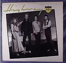 Highway 101 Mint / NM Self Titled Stereo Lp & Lyric Sheet Inner Sleeve - Warner Brothers 1987