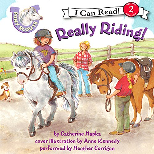 Pony Scouts: Really Riding! cover art