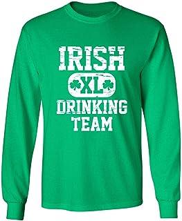 Feelin Good Tees Irish Drinking Team Funny Irish Paddy Patty Patrick St. Patrick Day T Shirt