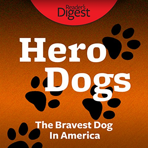The Bravest Dog in America audiobook cover art